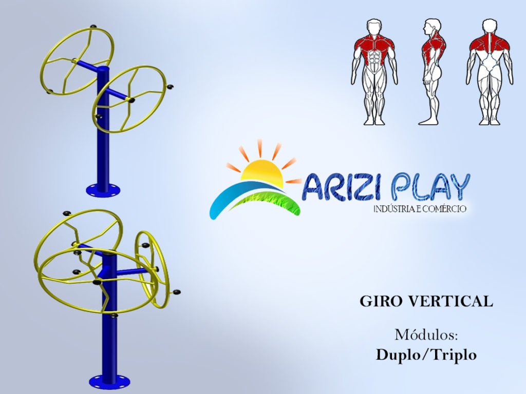 GIRO VERTICAL